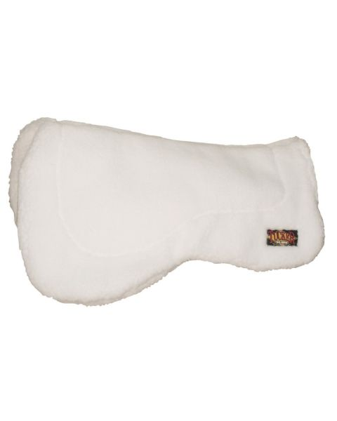Temp Control Wool Full Skirt Saddle Pad