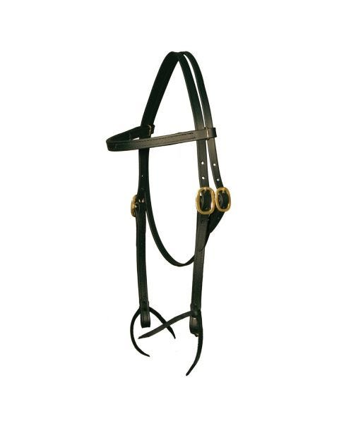 Beta® BioThane® Browband Headstall
