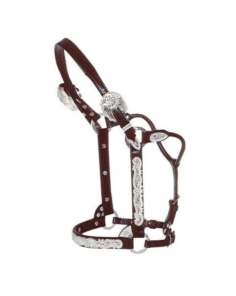 Berry Edge Show Halter