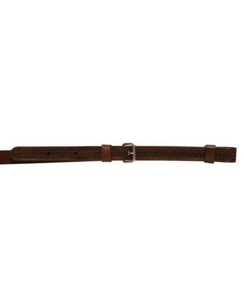 "1 1/2"" Julie Goodnight Diamond Flank Cinch"