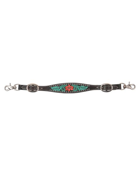 Cactus Flower Filigree Wither Strap