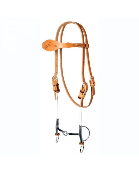 Sharon Camarillo Draw Gag Bridle Set