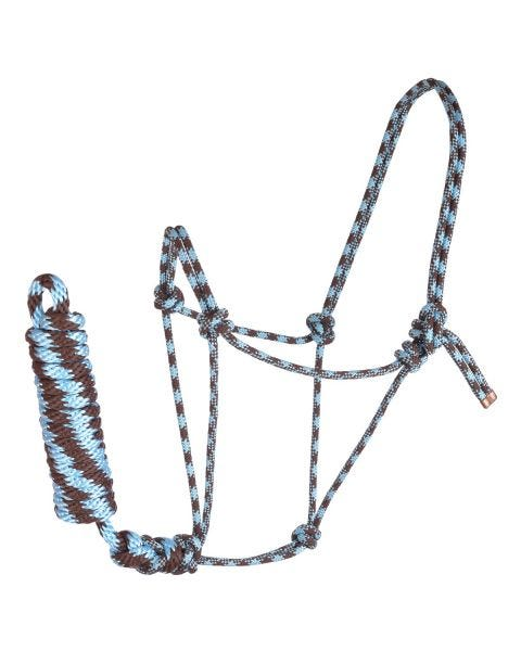Rope Halter with Lead-5207