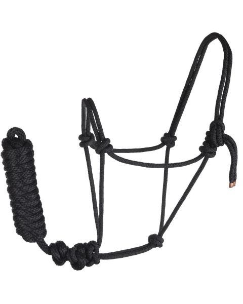 Rope Halter with Lead-5162