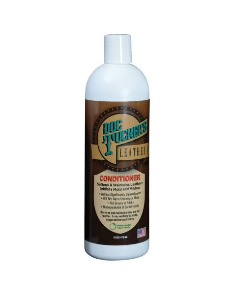 Doc Tucker's Leather Conditioner