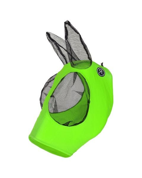Lycra Fly Mask with Ears-5147-5328