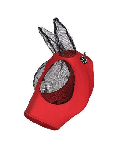 Lycra Fly Mask with Ears-5147-5183