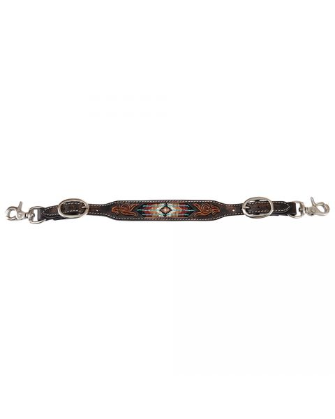 Southwestern Beaded Wither Strap