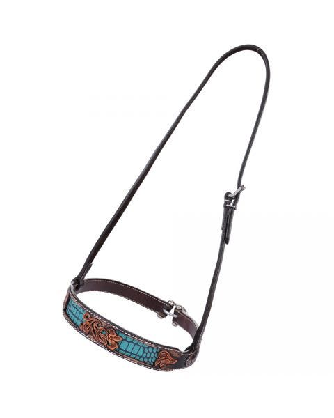 Inlaid Filigree Noseband