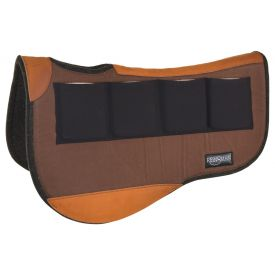 Multi-Fit 4 Ranch Pro Trail Contour Wool Pad