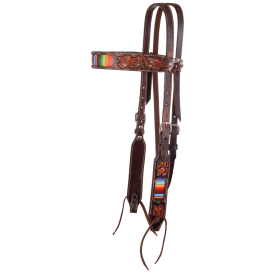 Serape Browband Headstall